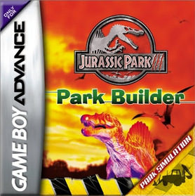 Jurassic Park III: Park Builder Gba Multilanguage English Android Pc