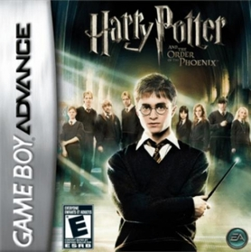 Harry Potter and the Order of the Phoenix Gba English Multilanguage Android Pc